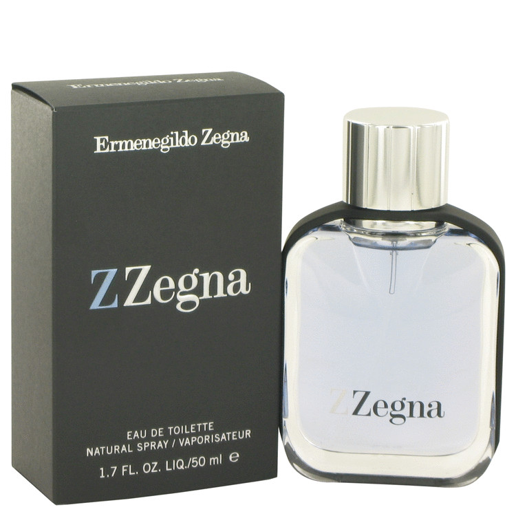 Z Zegna Cologne by Ermenegildo Zegna 50 ml EDT Spay for Men