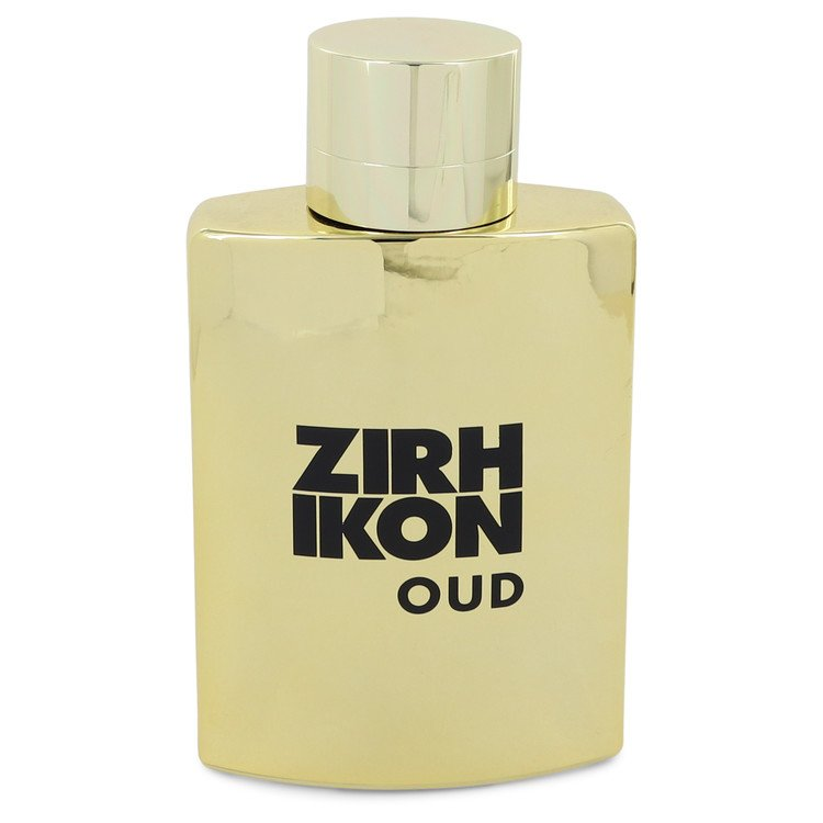 Zirh Ikon Oud by Zirh Men's Eau De Toilette Spray (unboxed) 4.2 oz