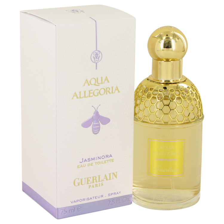 Aqua Allegoria Jasminora by Guerlain for Women Eau De Toilette Spray 2.5 oz
