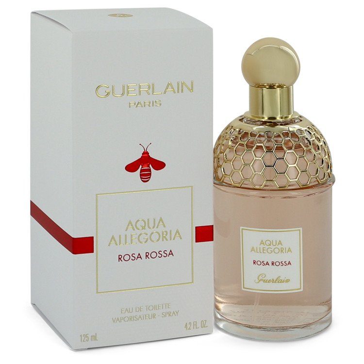 Guerlain Aqua Allegoria Rosa Rossa Perfume 4.2 oz EDT Spay for Women Spray