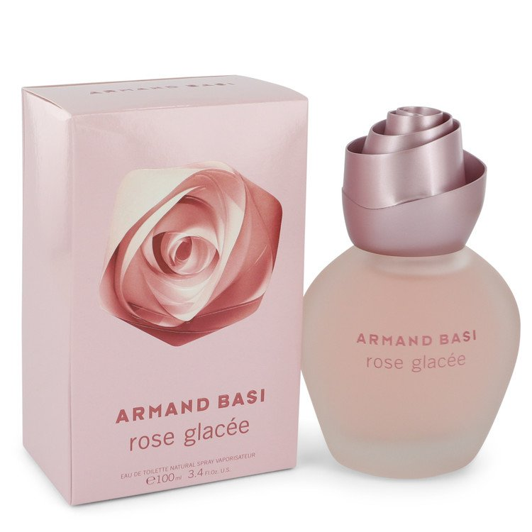 Armand Basi Rose Glacee Perfume 3.4 oz EDT Spay for Women