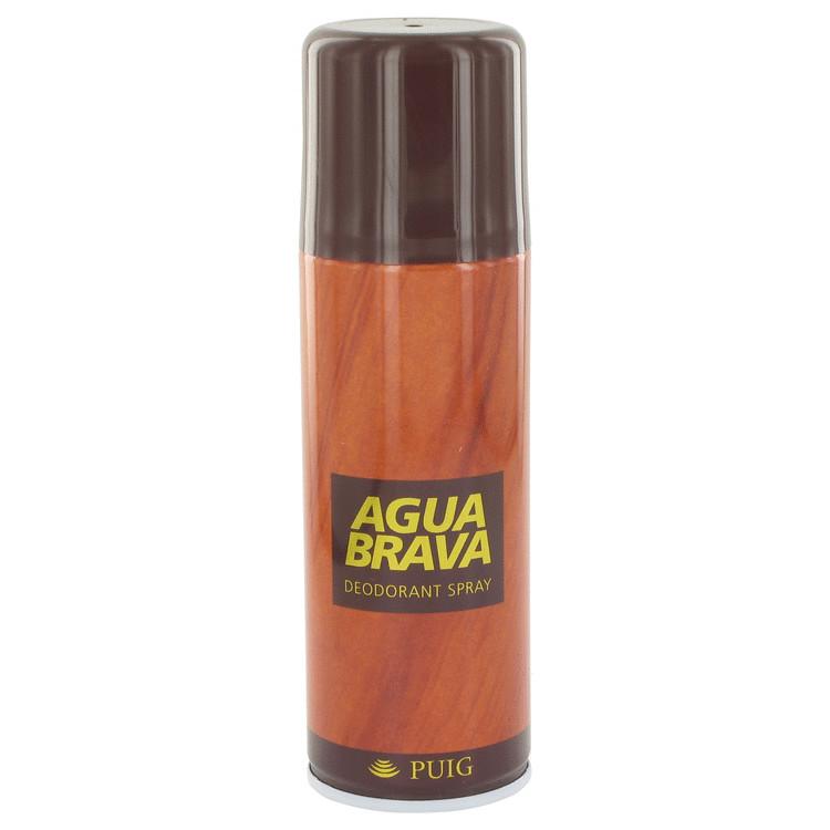 Agua Brava Deodorant by Antonio Puig 6.8 oz Deodorant Spray for Men