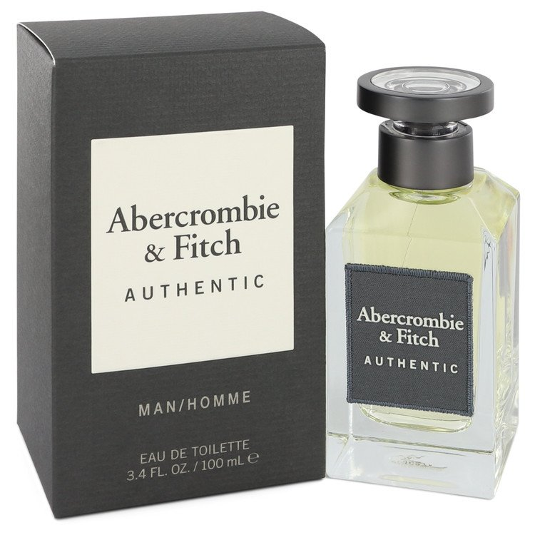 Abercrombie & Fitch Authentic by Abercrombie & Fitch