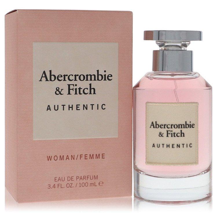 Abercrombie & Fitch Authentic by Abercrombie & Fitch Eau De Parfum Spray 3.4 oz