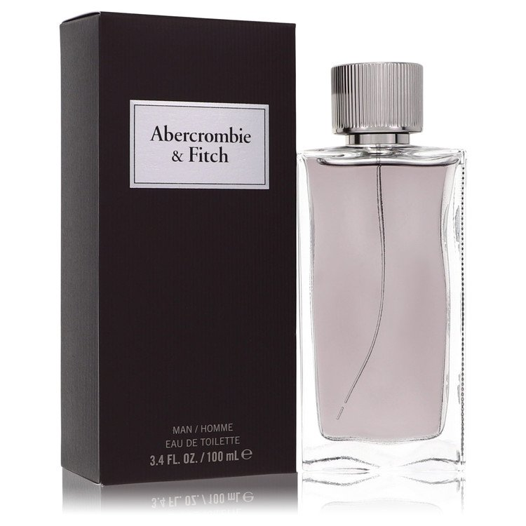 First Instinct Cologne by Abercrombie & Fitch 3.4 oz EDT Spray for Men
