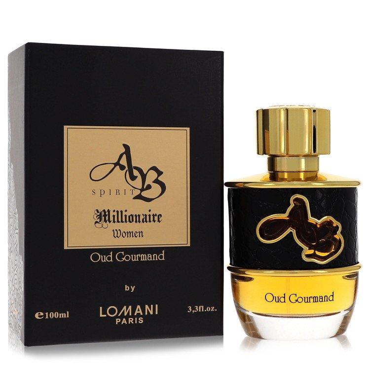 Ab Spirit Millionaire Oud Gourmand Perfume 3.3 oz EDP Spay for Women