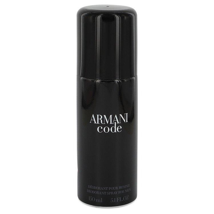 Armani Code Deodorant by Giorgio Armani, 5 oz Deodorant Spray for Men