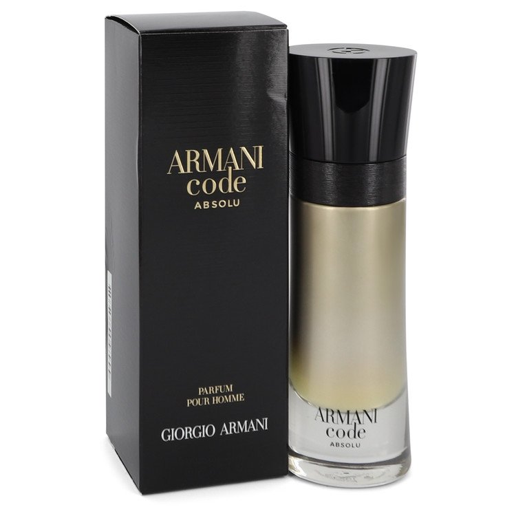 Armani Code Absolu by Giorgio Armani Men's Eau De Parfum Spray 2 oz