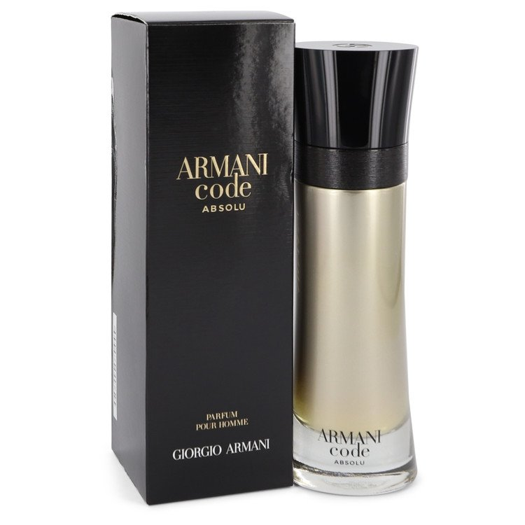 Armani Code Absolu by Giorgio Armani –  Eau De Parfum Spray 3.7 oz 109 ml for Men