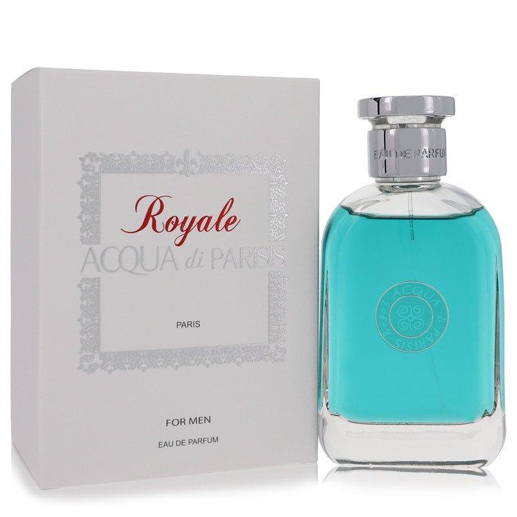 Acqua Di Parisis Royale by Reyane Tradition for Men Eau De Parfum Spray 3.3 oz