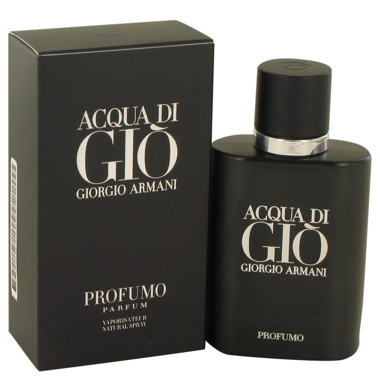 Acqua Di Gio Profumo by Giorgio Armani for Men Eau De Parfum Spray 1.35 oz