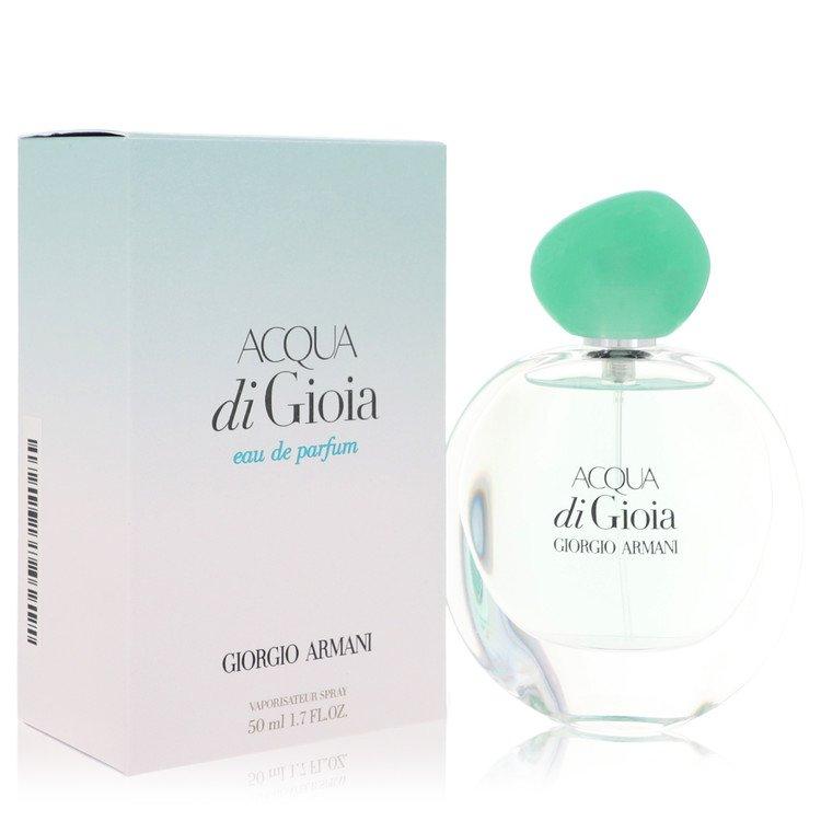 Acqua Di Gioia by Giorgio Armani for Women Eau De Parfum Spray 1.7 oz