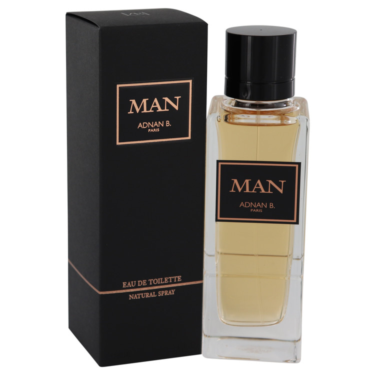 Adnan Man by Adnan B. for Men Eau De Toilette Spray 3.4 oz