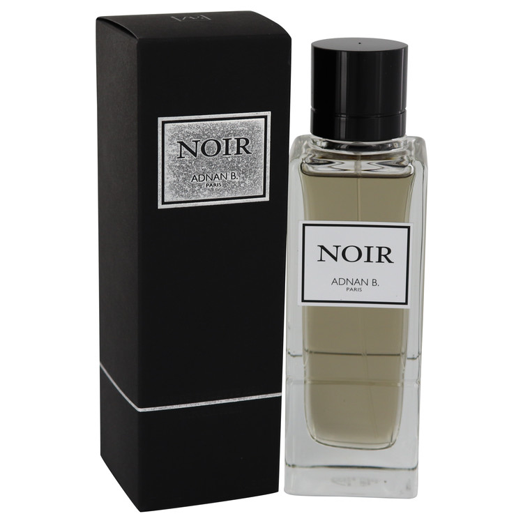 Adnan Noir by Andan B. for Men Eau De Toilette Spray 3.4 oz