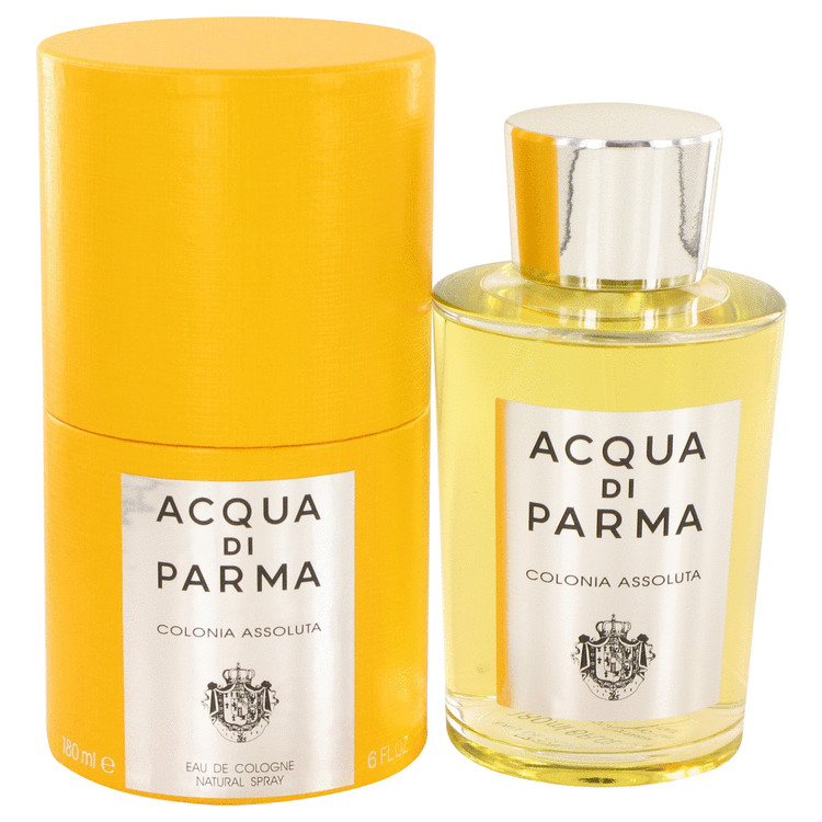 Acqua Di Parma Colonia Assoluta by Acqua Di Parma for Men Eau De Cologne Spray 6 oz