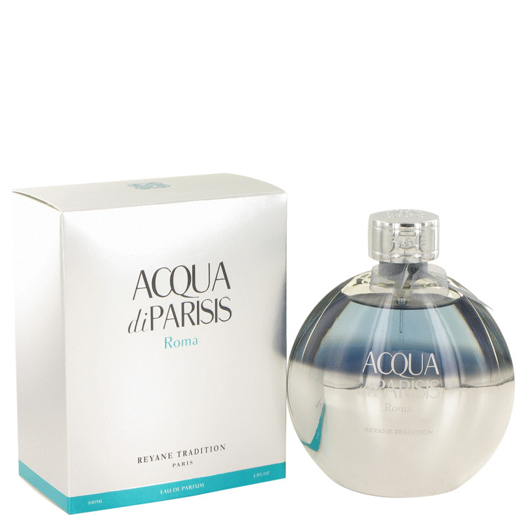 Acqua di Parisis Roma by Reyane Tradition for Women Eau De Parfum Spray 3.3 oz