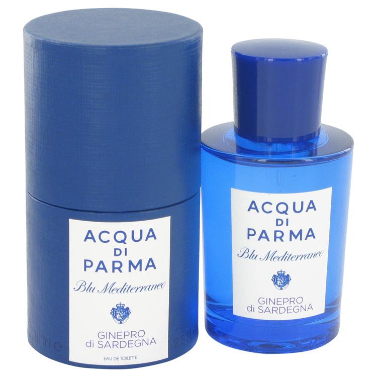 Blu Mediterraneo Ginepro di Sardegna by Acqua Di Parma for Women Eau De Toilette Spray (unisex) 2.5 oz