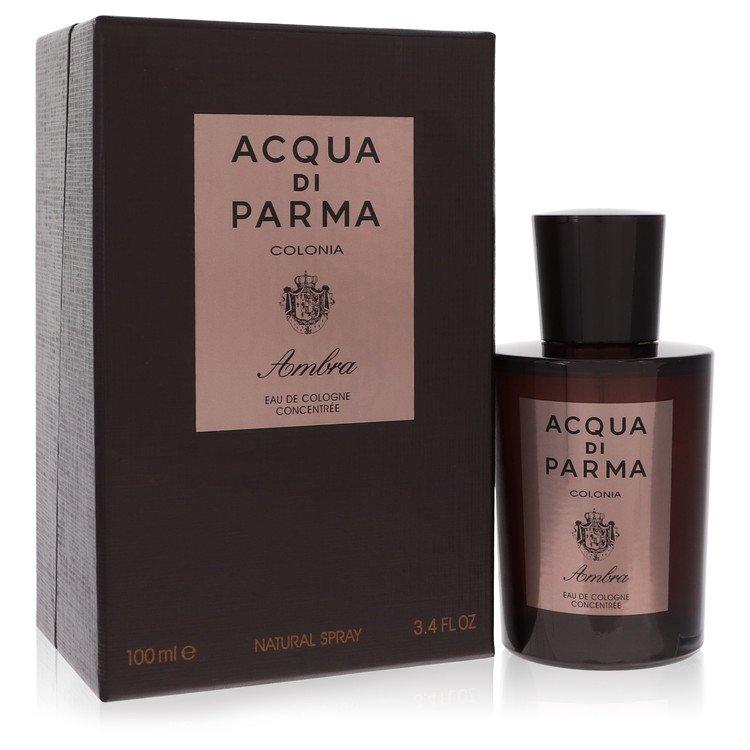 Acqua Di Parma Colonia Ambra by Acqua Di Parma Eau De Cologne Concentrate Spray 3.3 oz