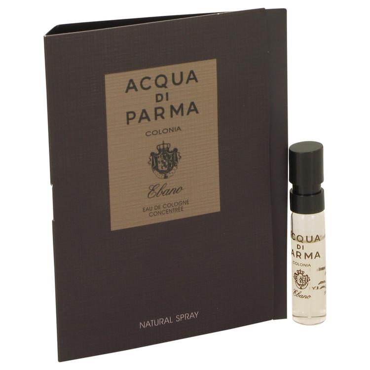 Acqua Di Parma Colonia Ebano by Acqua Di Parma Eau De Cologne Concentree Spray .05 oz