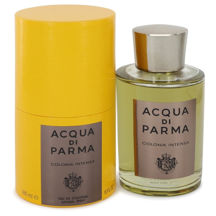 Acqua Di Parma Colonia Intensa by Acqua Di Parma for Men Eau De Cologne Spray 6 oz
