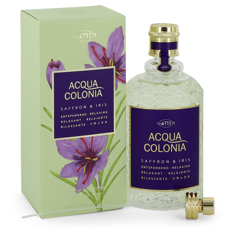 4711 Acqua Colonia Saffron & Iris by 4711