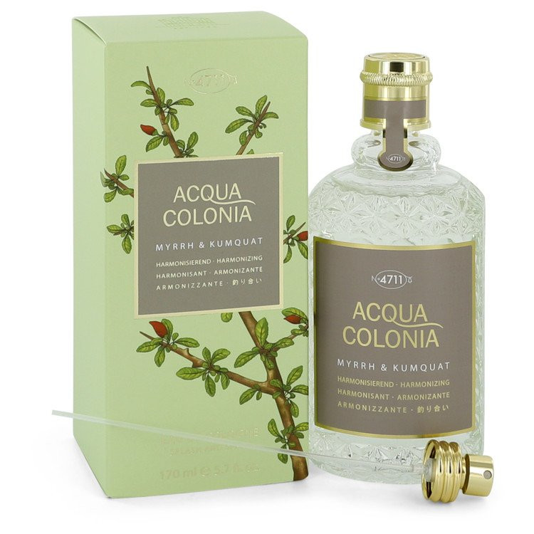 4711 Acqua Colonia Myrrh & Kumquat by 4711