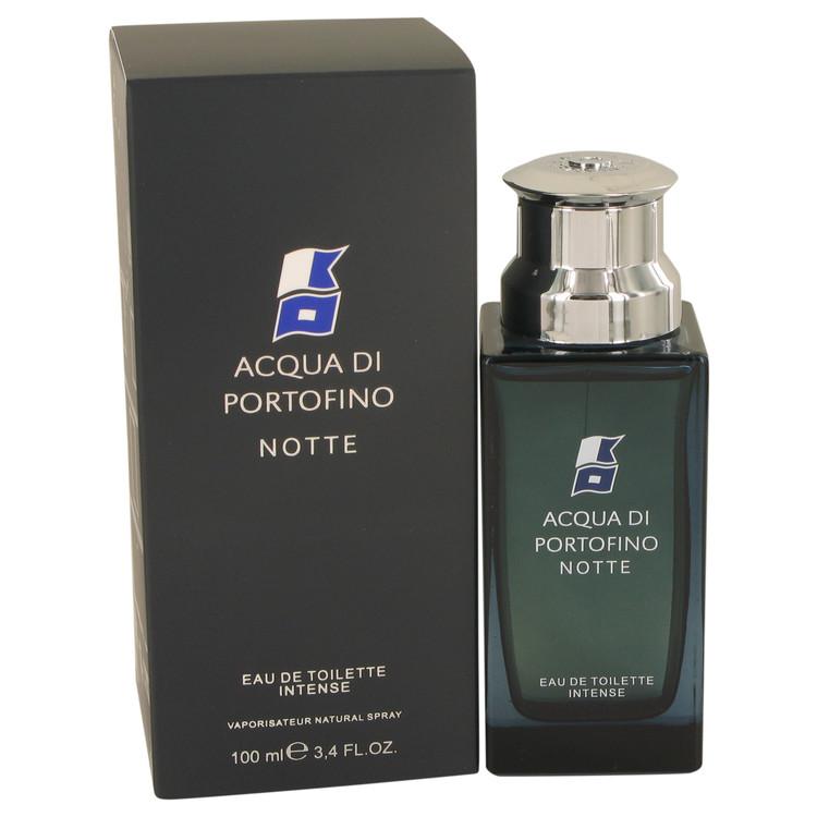 Acqua Di Portofino Notte Cologne 3.4 oz EDT Intense Spray for Men