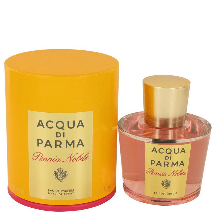 Acqua Di Parma Peonia Nobile by Acqua Di Parma for Women Eau De Parfum Spray 3.4 oz