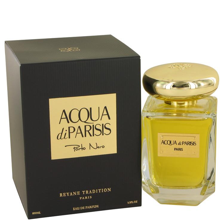 Acqua Di Parisis Porto Nero by Reyane Tradition for Women Eau De Parfum Spray 3.3 oz