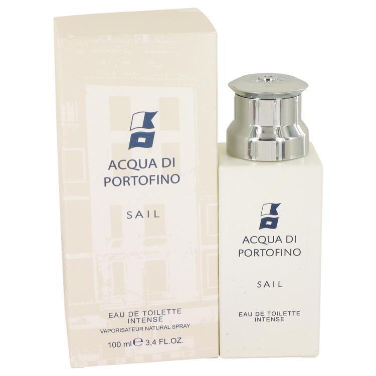 Acqua di Portofino Sail by Acqua di Portofino for Men Eau De Toilette Intense Spray (Unisex) 3.4 oz