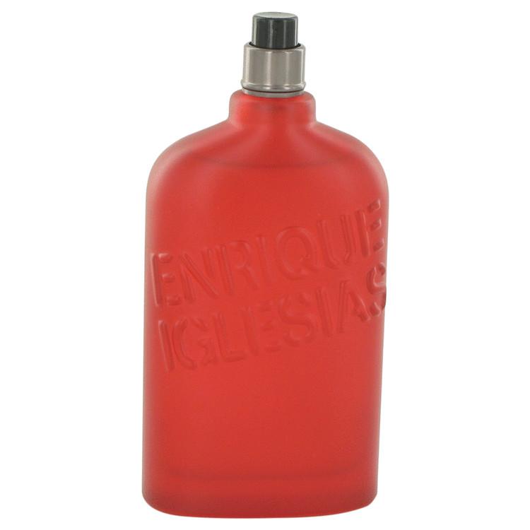 Adrenaline by Enrique Iglesias for Men Eau De Toilette Spray (Tester) 3.4 oz