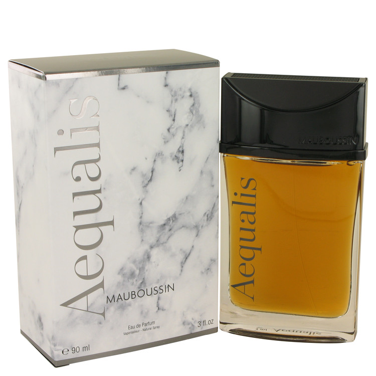 Aequalis Cologne by Mauboussin 3 oz EDP Spray for Men