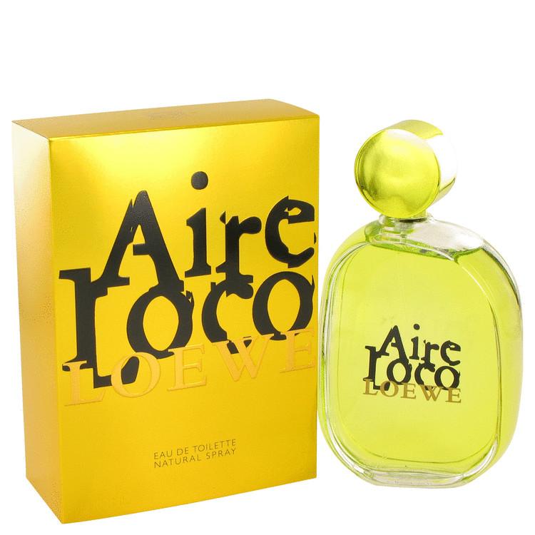 Aire Loco Loewe by Loewe for Women Eau De Toilette Spray 3.4 oz
