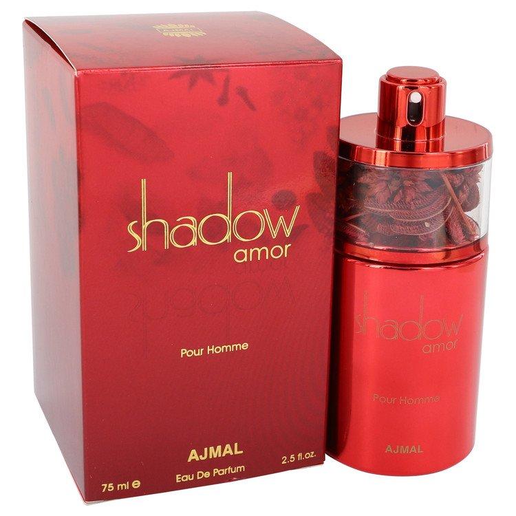 Ajmal Shadow Amor by Ajmal for Men Eau De Parfum Spray 2.5 oz