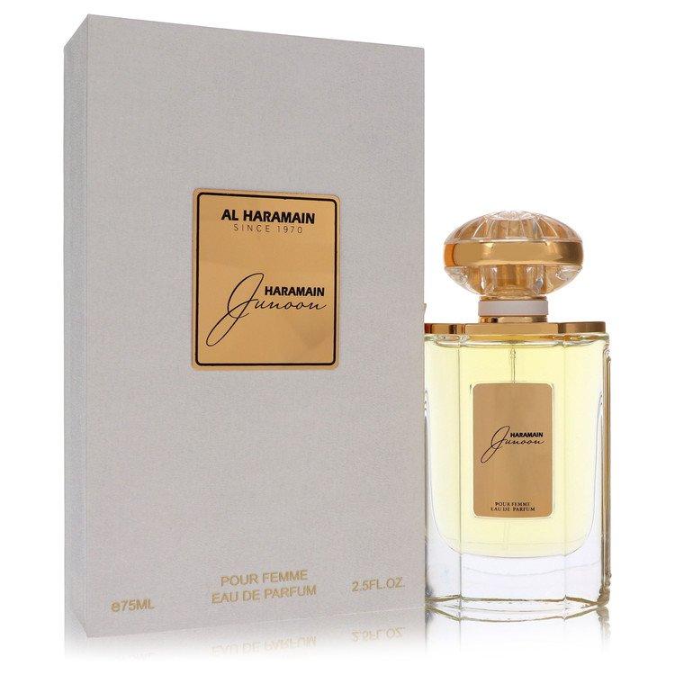 Al Haramain Junoon by Al Haramain for Women Eau DE Parfum Spray 2.5 oz