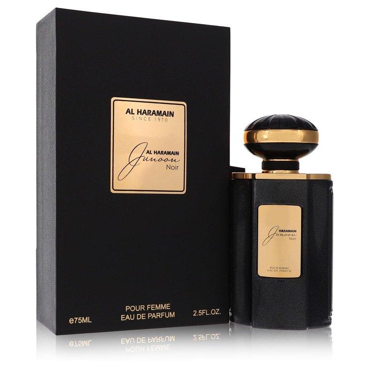 Al Haramain Junoon Noir by Al Haramain for Women Eau De Parfum Spray 2.5 oz