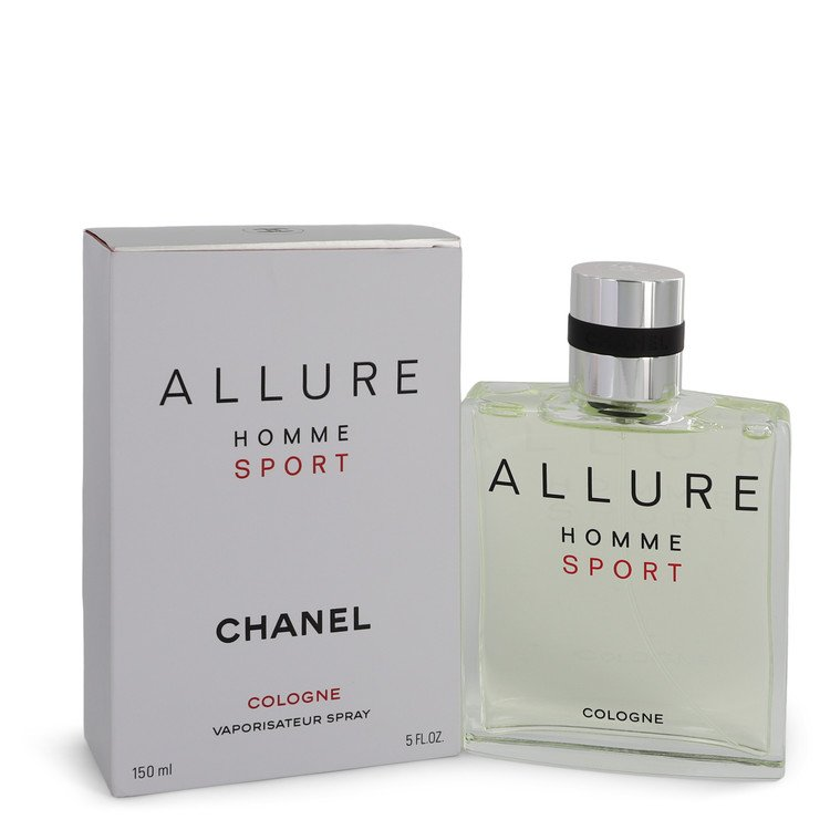Allure Homme Sport by Chanel for Men Cologne Spray 5 oz