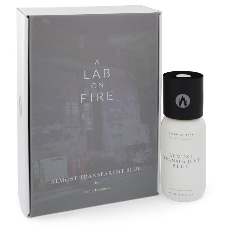 Almost Transparent Blue by A Lab on Fire for Women Eau De Toilette Spray 2 oz