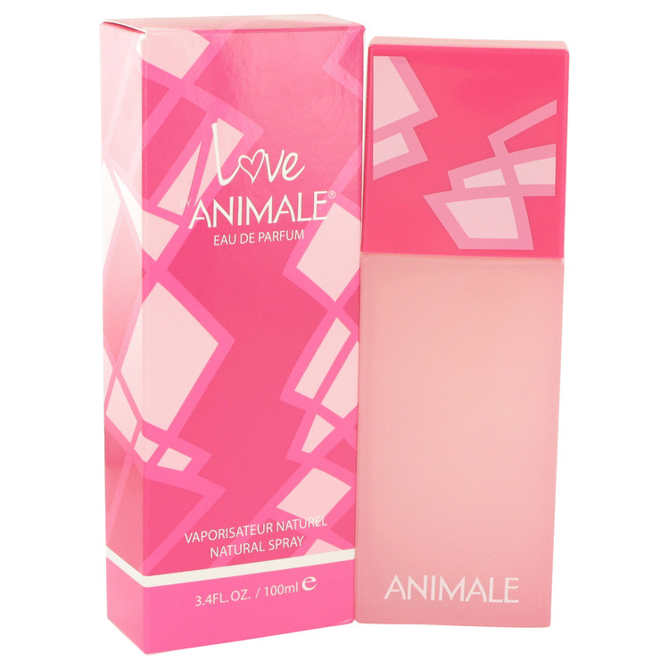 Animale Love by Animale for Women Eau De Parfum Spray 3.4 oz