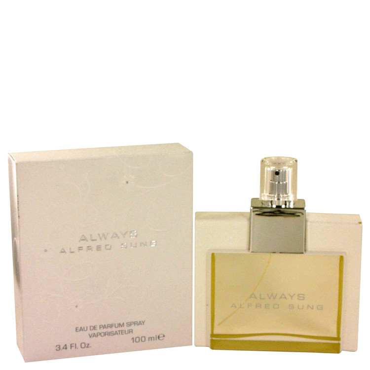Always Alfred Sung Perfume by Alfred Sung 3.4 oz EDP Spay for Women