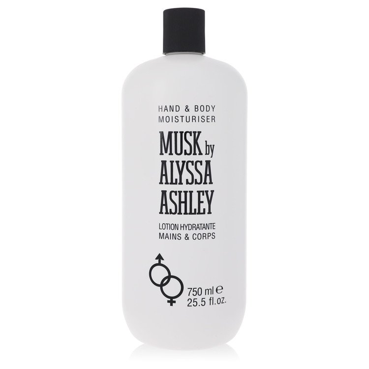 Alyssa Ashley Musk Body Lotion 25.5 oz Body Lotion for Women