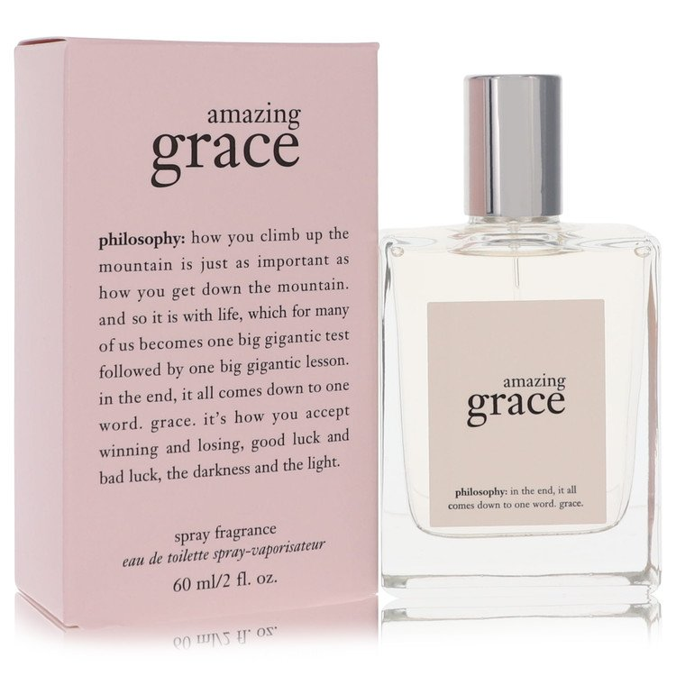 Amazing Grace by Philosophy for Women Eau De Toilette Spray 2 oz