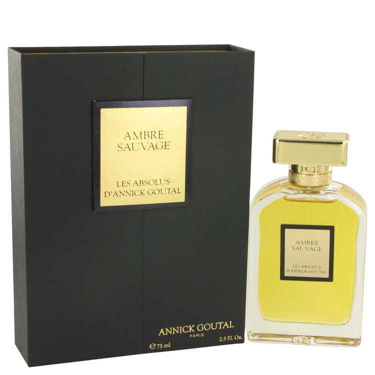 Ambre Sauvage by Annick Goutal for Women Eau De Parfum Spray 2.5 oz