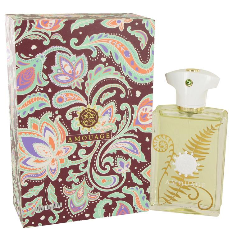 Amouage Bracken by Amouage for Men Eau De Parfum Spray 3.4 oz