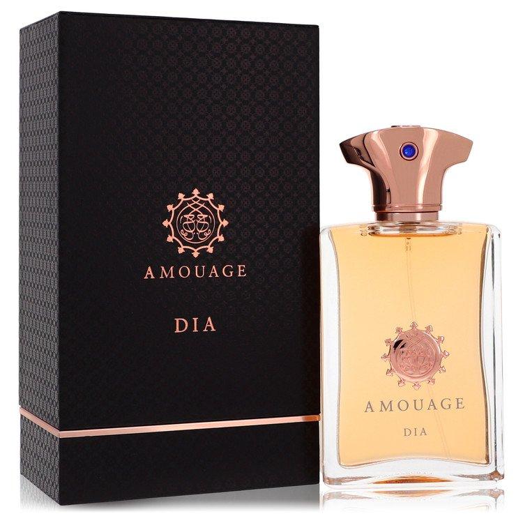 Amouage Dia by Amouage for Men Eau De Parfum Spray 3.4 oz