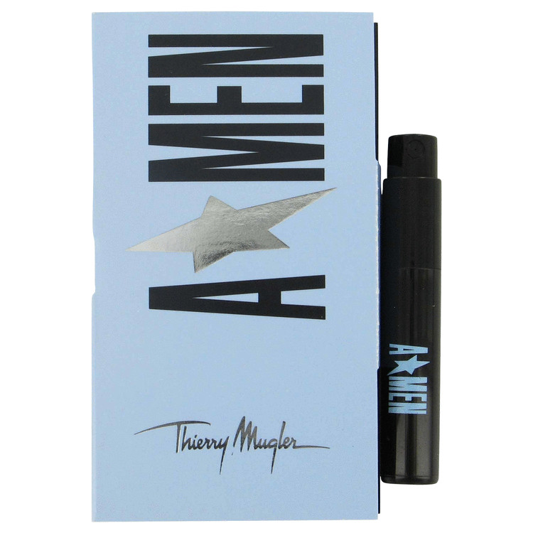 ANGEL by Thierry Mugler for Men Vial (sample) .04 oz