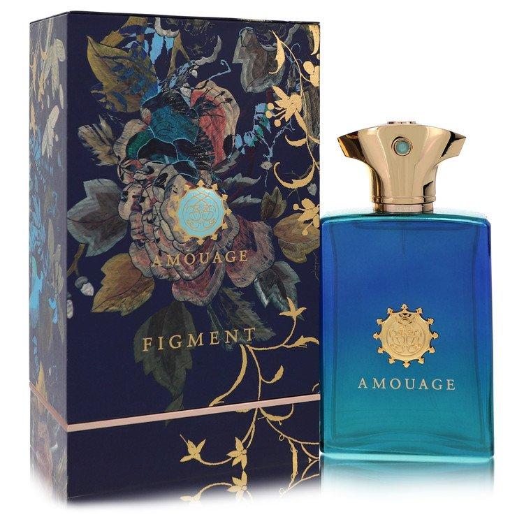 Amouage Figment by Amouage for Men Eau De Parfum Spray 3.4 oz