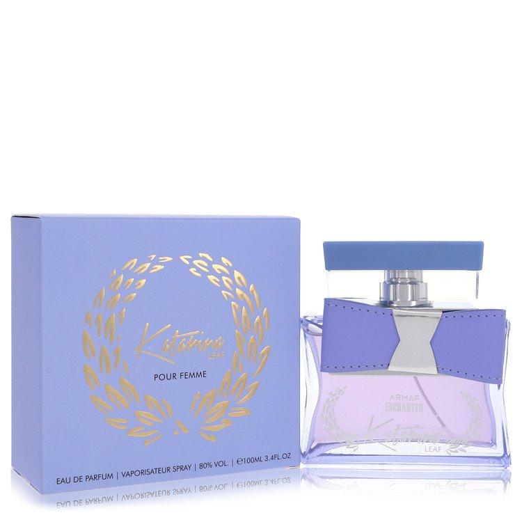 Armaf Katarina Leaf by Armaf –  Eau De Parfum Spray 3.4 oz 100 ml for Women
