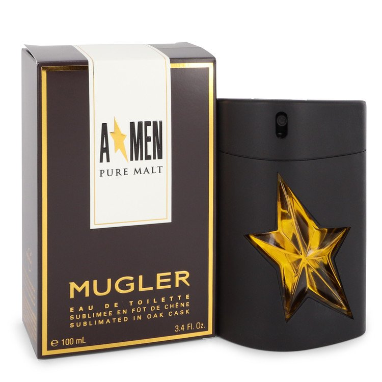 Angel Pure Malt Cologne 3.4 oz EDT Spray (Limited Edition) for Men