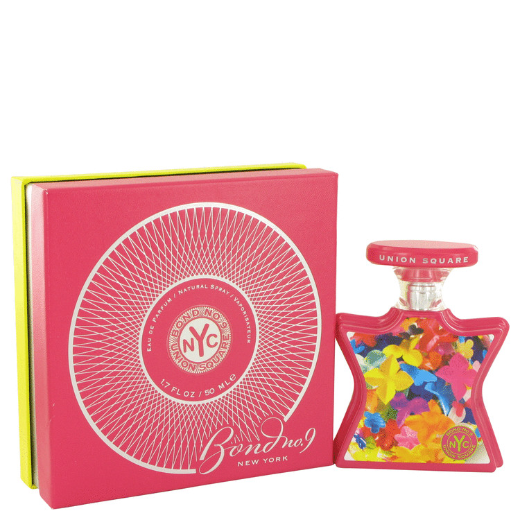 Andy Warhol Union Square Perfume 1.7 oz EDP Spay for Women